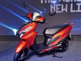 Honda Grazia સ્કૂટર ભારતમાં લોન્ચ, જાણો શું છે કિંમત અને ફિચર્સ