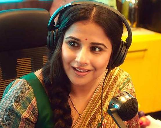2-vidya balan starrer film tumhari sulu trailer is out see her look