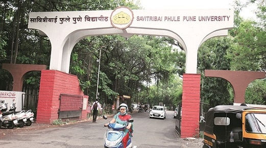 3-pune university issued a circular that lists being vegetarian as criteria for gold medal