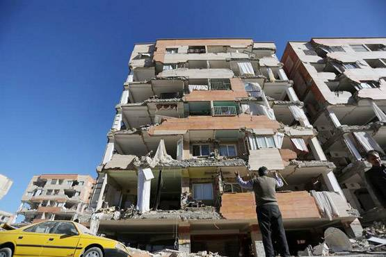 8-pictures of deadliest earthquake of 2017 iran and iraq face huge damage