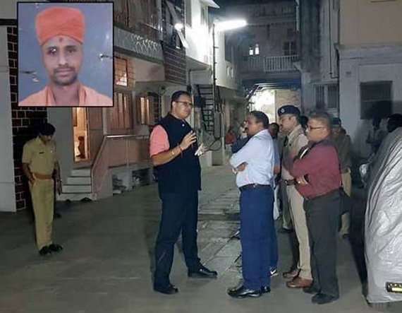 1-police arrested three minors in vadtal swami murder case