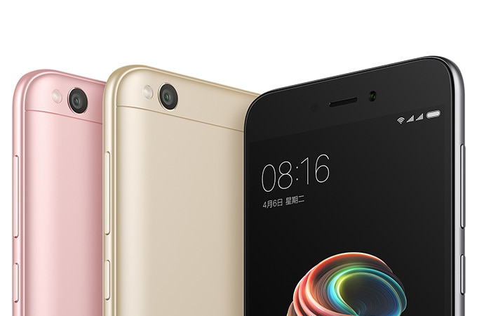 6-xiaomi redmi 5a launch miui 9 price release sale
