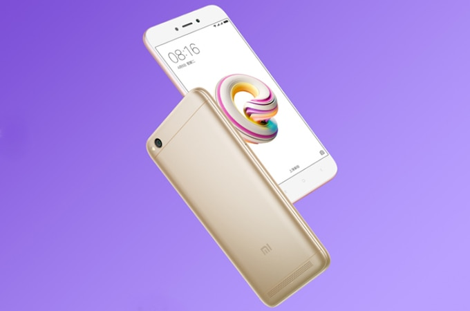 4-xiaomi redmi 5a launch miui 9 price release sale