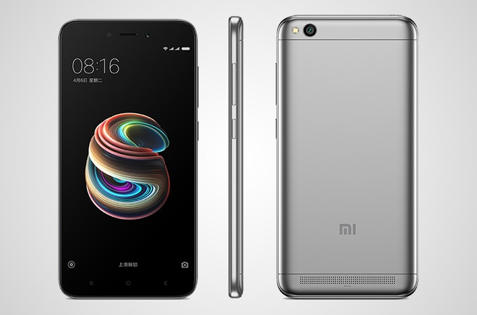 2-xiaomi redmi 5a launch miui 9 price release sale