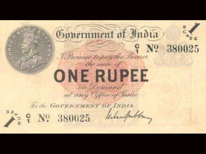 2-know intersting facts after 100 years of one rupee note
