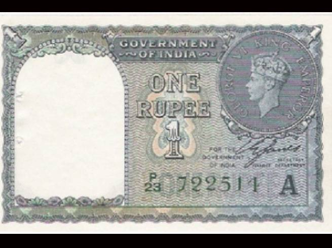 4-know intersting facts after 100 years of one rupee note