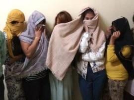 સ્પા સેન્ટરની આડમાં ચાલતું હતું સેક્સ રેકેટ, 2 વિદેશી છોકરીઓ સાથે 6 પકડાયા