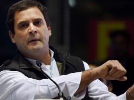અમદાવાદ: રાહુલ ગાંધીએ PM મોદી અને ભાજપ પર કર્યા પ્રહારો, રાહુલ ગાંધીએ જીતનો કર્યો દાવો, જાણો વિગતે