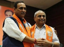 મંગળવારે ગાંધીનગરમાં ભવ્ય શપથ સમારોહ: કોઈ CMના સમારોહમાં પહેલીવાર 18 રાજ્યોના CM આવશે