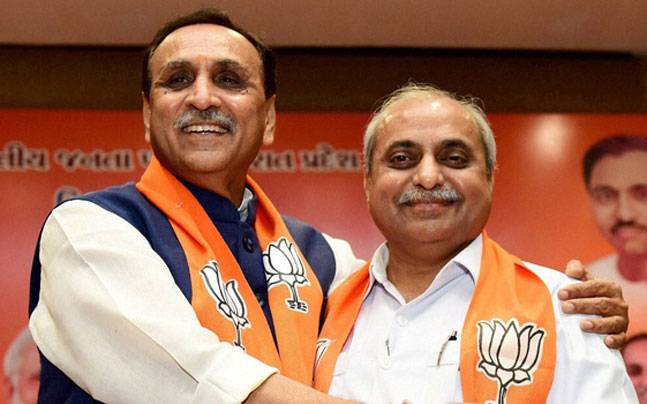 1-from-which-seat-vijay-rupani-and-nitin-patel-will-contest