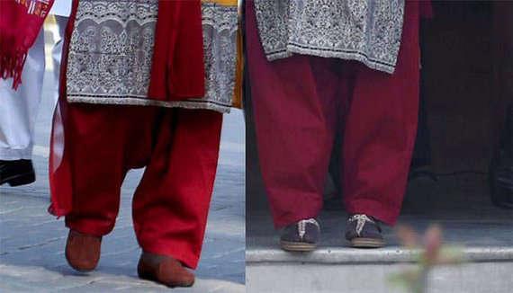 jadhav wife shoes