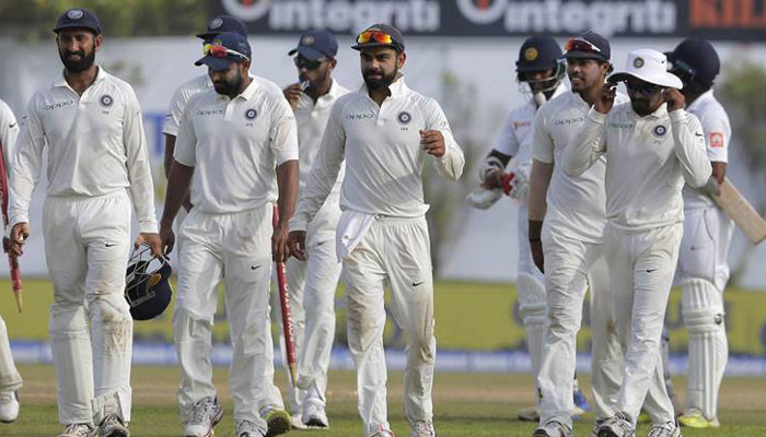 3-dry cape town team india told about two minutes in shower