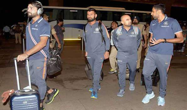 4-dry cape town team india told about two minutes in shower