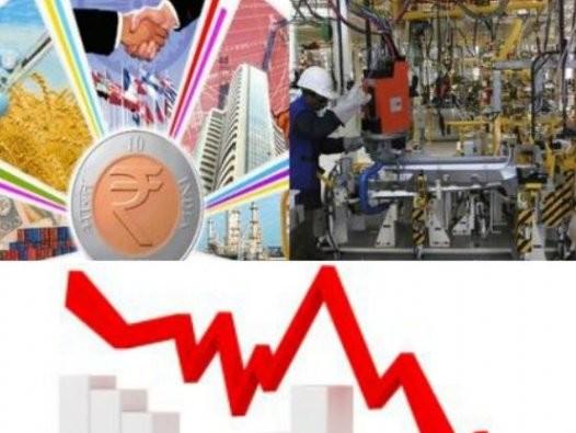 નાણાકીય વર્ષ 2017-18માં GDP ગ્રોથ ઘટીને 6.5 ટકા રહેશે: CSO