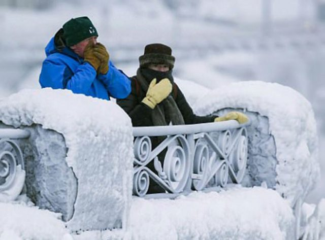 9-Brutal cold spell grips US east coast after 'bomb cyclone' hits