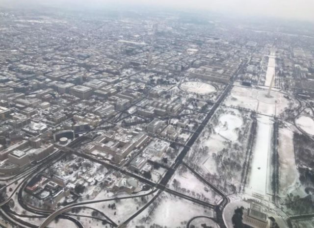 10-Brutal cold spell grips US east coast after 'bomb cyclone' hits