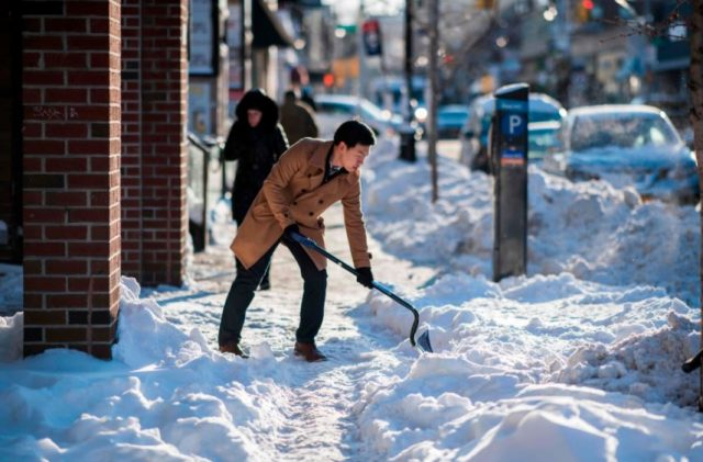 11-Brutal cold spell grips US east coast after 'bomb cyclone' hits