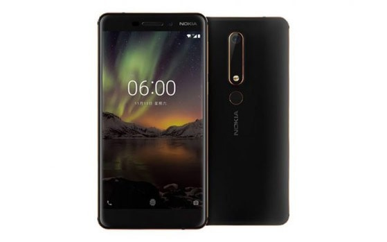2-hmd globel launches nokia 6 with 5.5 inch display and 4gb ram