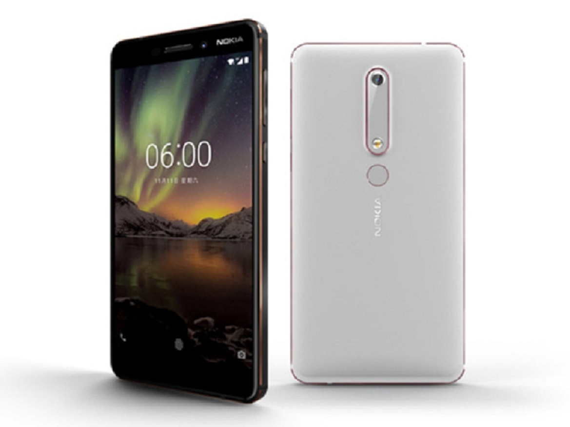 3-hmd globel launches nokia 6 with 5.5 inch display and 4gb ram