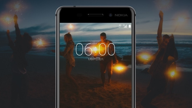 4-hmd globel launches nokia 6 with 5.5 inch display and 4gb ram