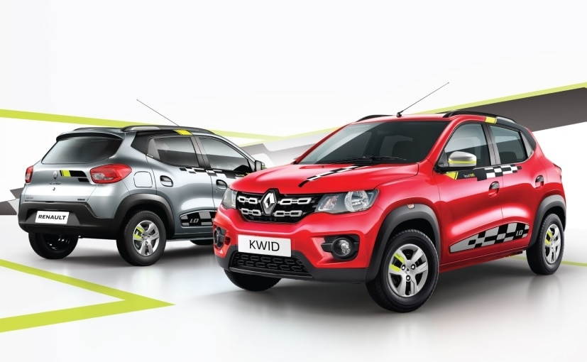 1-auto renault launches live for more edition of kwid for rs 2.66 lakh