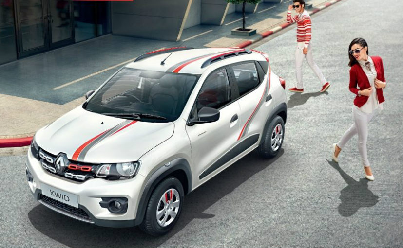 2-auto renault launches live for more edition of kwid for rs 2.66 lakh