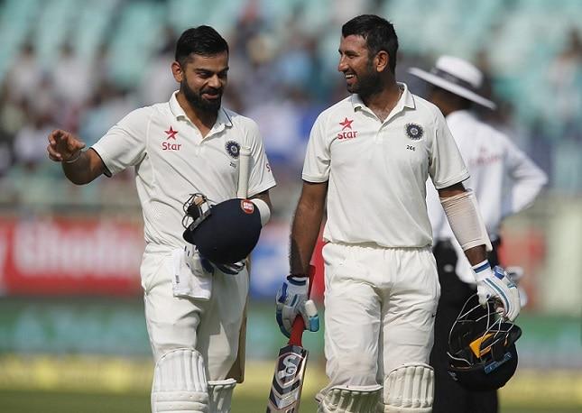 0-capetown test virat kohli cheteswar pujara india vs southafrica icc ranking