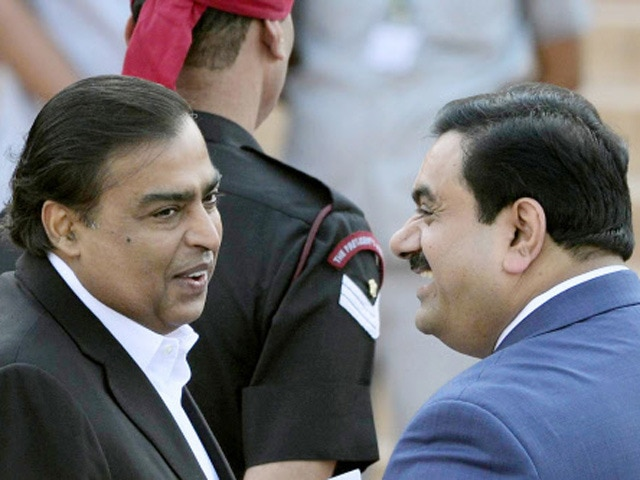 1-gautam adani net worth soared by 125 percent in 2017 way ahead from amabani