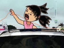સુરત: પતંગની દોરીથી બાળકીનું મોત થતાં પતંગ ચગાવનાર અને બાળકીના પિતા સામે કેસ, જાણો વિગત