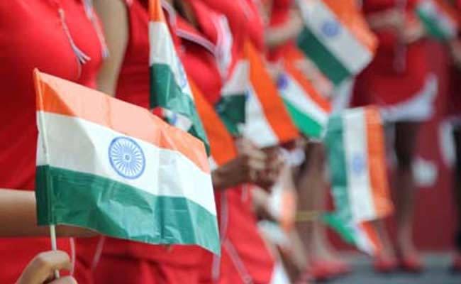 india flag 06