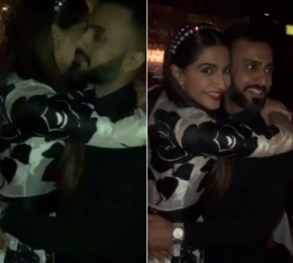 5-sonam kapoor jewellery shopping with boyfriend anand ahuja mother wedding rumours