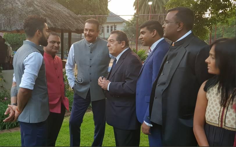 4-indvsa virat kohli and team visit india house in johannesburg