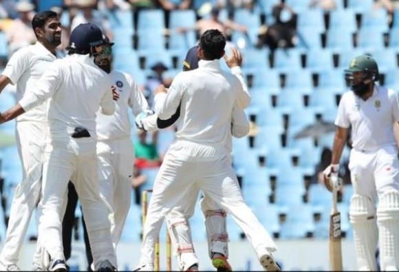 IND vs SA: ટીમ ઈન્ડિયાની વાપસી, પ્રથમ દિવસે દક્ષિણ આફ્રિકાના 6 વિકેટે 269