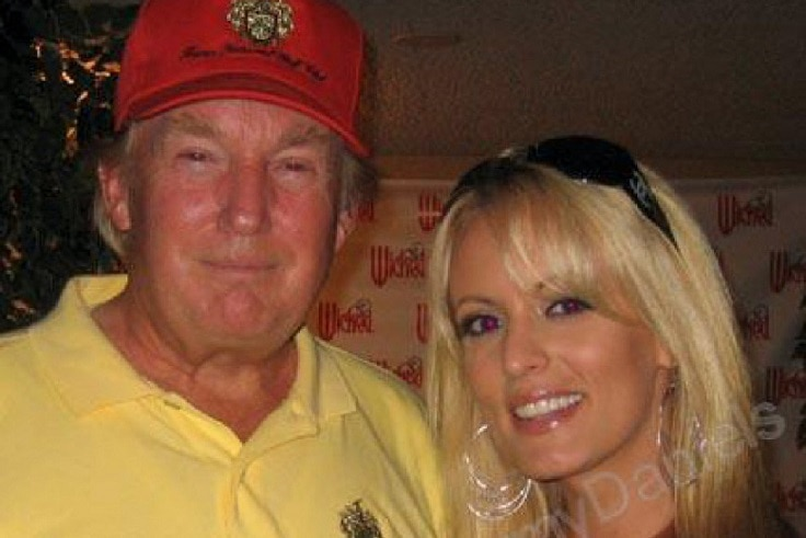 2-Trump's lawyer arranged $130,000 payment to porn star to keep her quiet about alleged sexual encounter