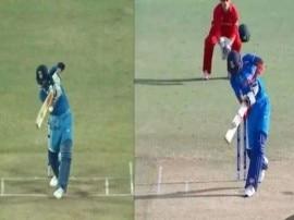 દ્રવિડ સેનાના આ ક્રિકેટરે કરી કોહલીના શોટની આબેહૂબ નકલ, જોનારા રહી ગયા દંગ
