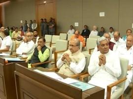 ગુજરાતના નવા ચૂંટાયેલા 179 ધારાસભ્યોએ લીધા શપથઃ ભાજપના 3 સભ્યોએ કેમ શપથ ના લીધા ?  જાણો કારણ