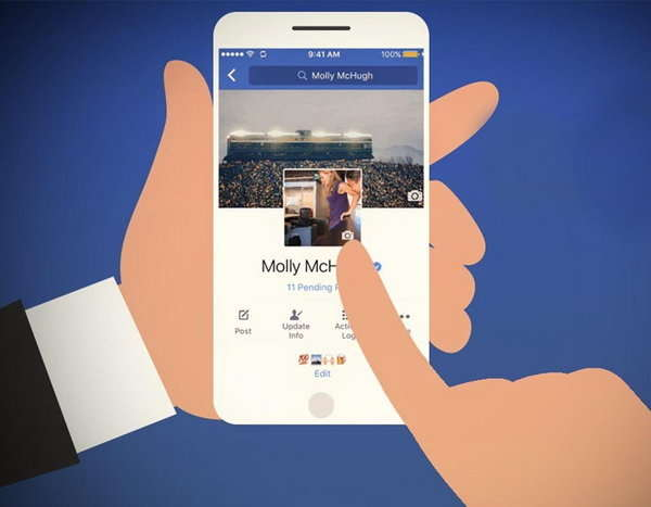 1-Facebook introduces new tool for their users in India to protect profile pictures