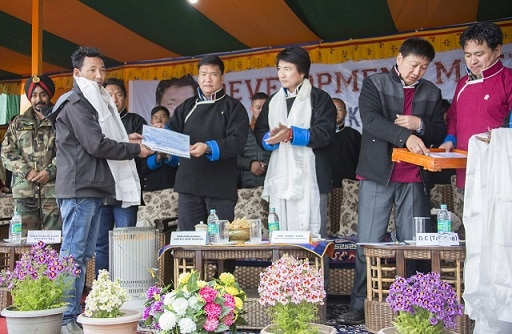 2-bomja village of arunachal pradesh becomes one of the richest village in india