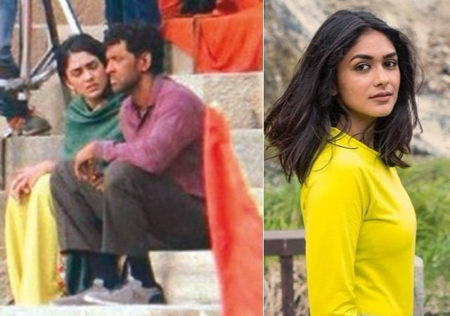 1-tv star mrunal thakur in hrithik roshan starrer super 30
