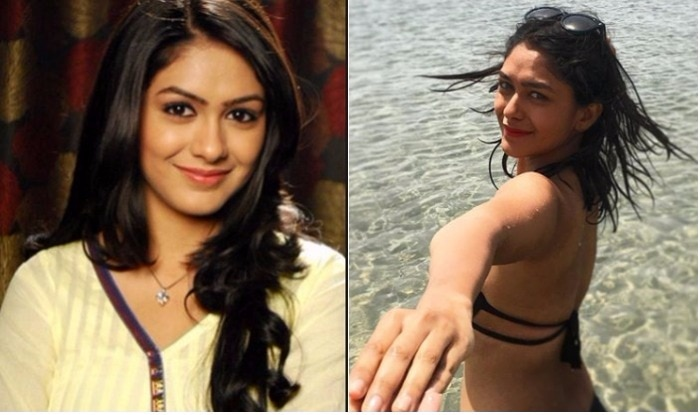3-tv star mrunal thakur in hrithik roshan starrer super 30