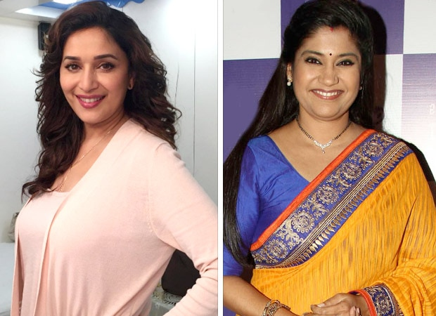 2-bollywood madhuri dixit and renuka shahane to reunite after 23 years for 3 stories