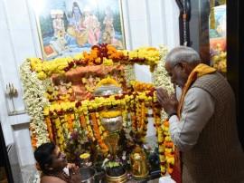 ઓમાનઃ મહા શિવરાત્રિ પહેલા શિવ મંદિરમાં PM નરેન્દ્ર મોદીએ કરી પૂજા
