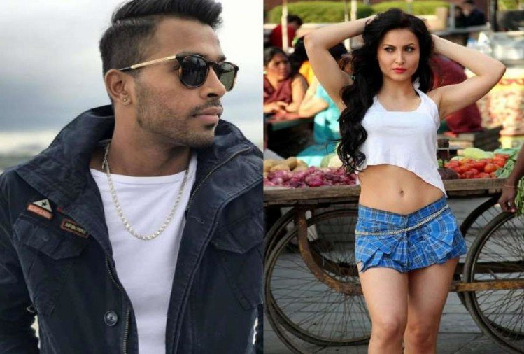 4-bollywood actress elli avram told about the relationship with hardik pandya