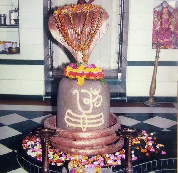 3-after complaint waterfall stoped on ghela somnath shivling