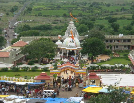 6-after complaint waterfall stoped on ghela somnath shivling