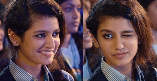 3-Priya Prakash Varrier emerges world's 3rd highest celebrity after Kylie Jenner and Cristiano Ronaldo to set this record