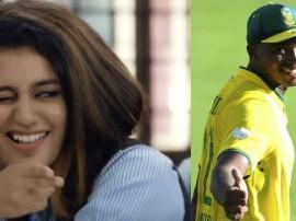સાઉથ આફ્રિકાનો આ સ્ટાર ક્રિકેટર પણ બન્યો પ્રિયાનો પ્રસંશક, જાણો શું કરી રીટ્વિટ?