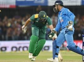 INDvsSA1st T20: સાઉથ આફ્રિકાએ ટૉસ જીત્યો, ભારતને બેટિંગ કરવા બોલાવી