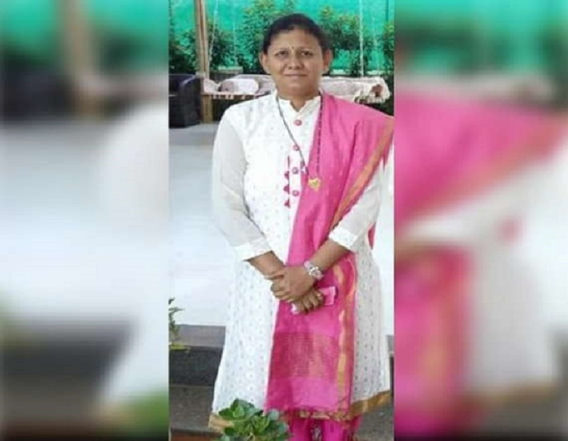 6-BJP woman corporator's husband was caught taking bribe of 5 lakh