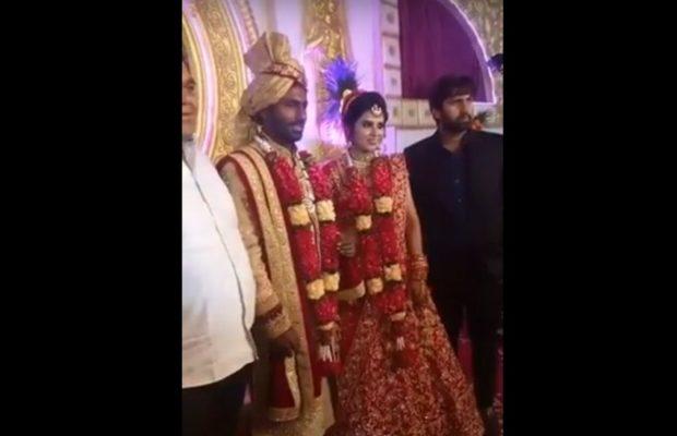 2-cricketer-parvinder-awana-tied-in-wedding-knot-with-sangeeta-kasana-on-tuesday